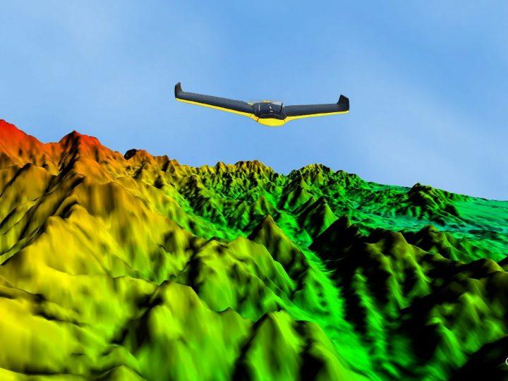 Географика извършва фотограмет- рично заснемане за целите на ПУРН